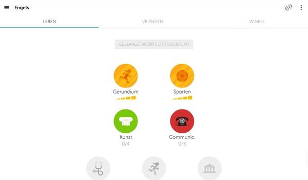DuoLingo - Leer gratis een vreemde taal