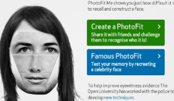 PhotoFit Me - Maak een compositietekening van uzelf
