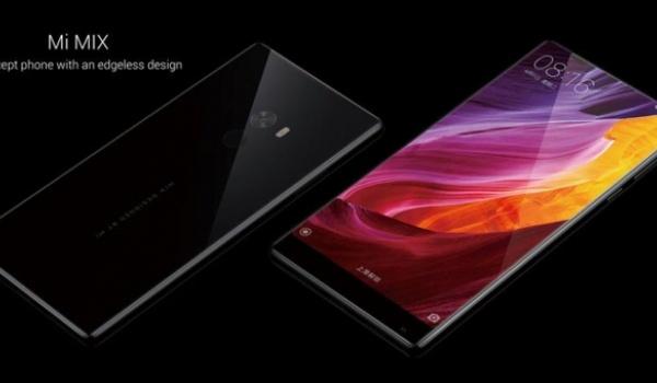 Xiaomi 's nieuwste smartphone heeft een bijna randloos beeldscherm