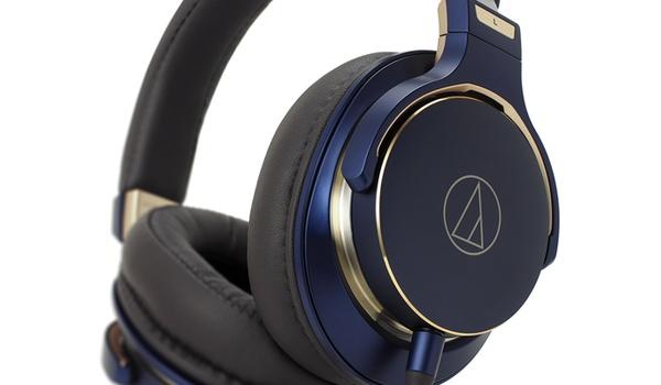 MSR7 Special Edition: Luxe headset van Audio-Technica