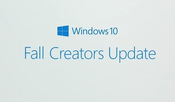 Volgende Windows 10-versie wordt Fall Creators Update genoemd