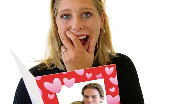 Kaartje blijft populairst op Valentijnsdag