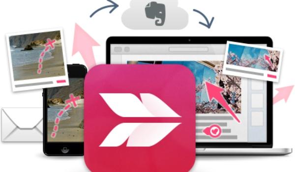 Screenshots maken en bewerken met Skitch Touch (1)