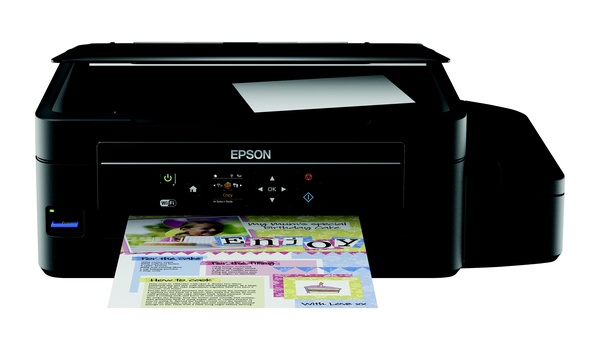 Epson EcoTank ET-2550: de ideale printer voor het drukke gezin
