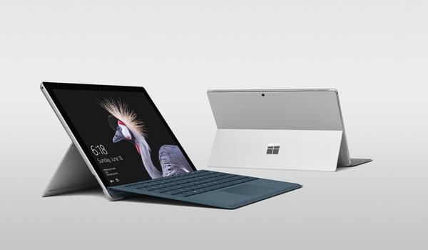 Nieuwe Surface Pro-tablets van Microsoft