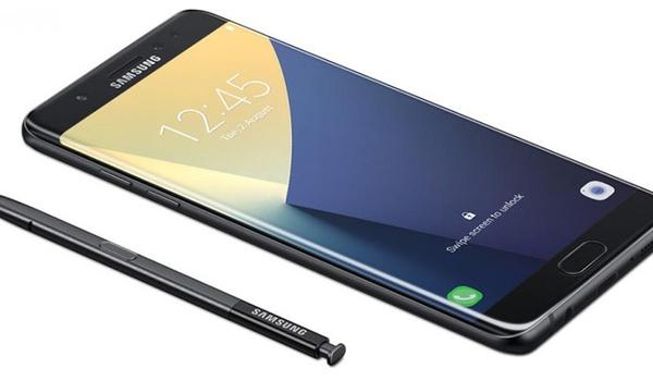 Galaxy Note 7 voortaan om te ruilen op Schiphol zelf