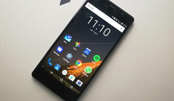 Review Archos 55 Diamond Selfie: veel smartphone voor 199 euro