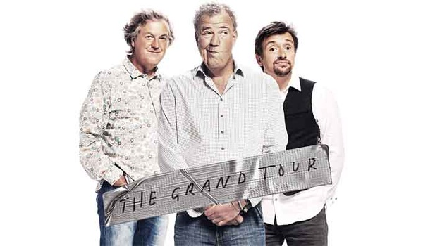 The Grand Tour wordt massaal illegaal gedownload