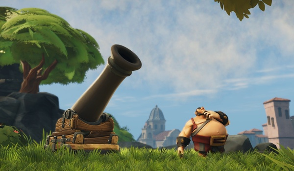 Lumber - Maak zelf hoogwaardige 3D-games