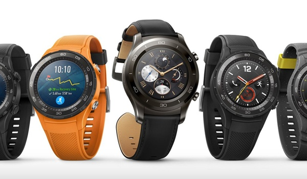 Huawei Watch 2 heeft Android Wear 2.0 en 4G