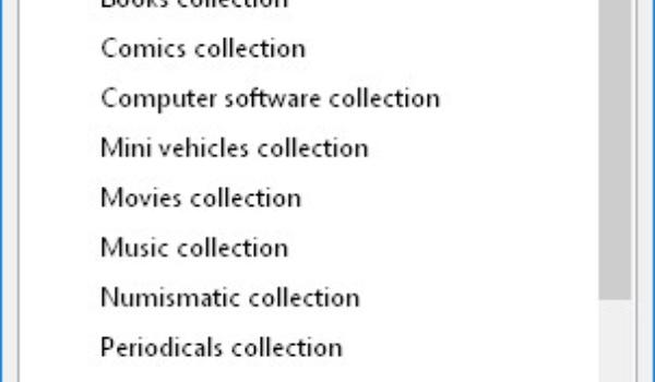 GCStar - Verzamel je verzamelingen