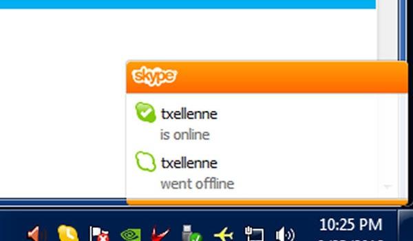 Nieuwe notificaties maken Skype interessant WhatsApp-alternatief