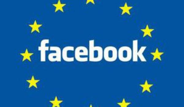Facebook verovert Europa