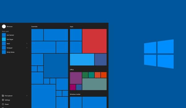 Configuratie en Godmode in Windows 10