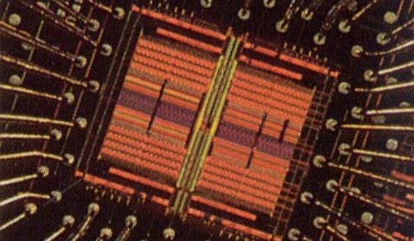 Geen auto, maar een rfid-chip van de zaak
