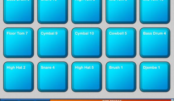 Beat Pad Pro - Tover uw iPad om in een drumpad