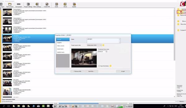 DVD Flick: video toevoegen