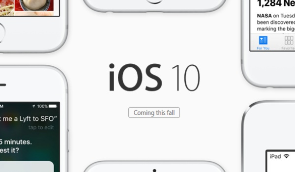 Preview: Zo ziet iOS 10 eruit