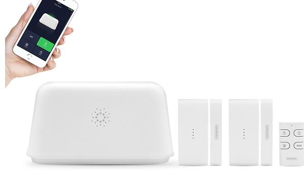 Win een EM8617 OV2 WiFi Alarmsysteem van Eminent