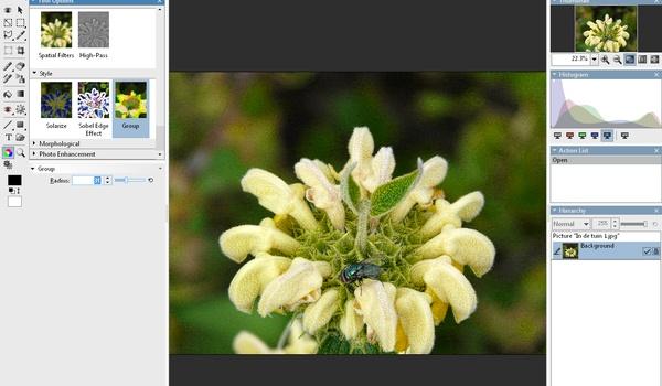 StylePix - Compacte maar veelzijdige fotobewerker