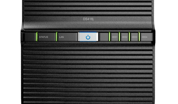 Review: Synology Diskstation DS418J