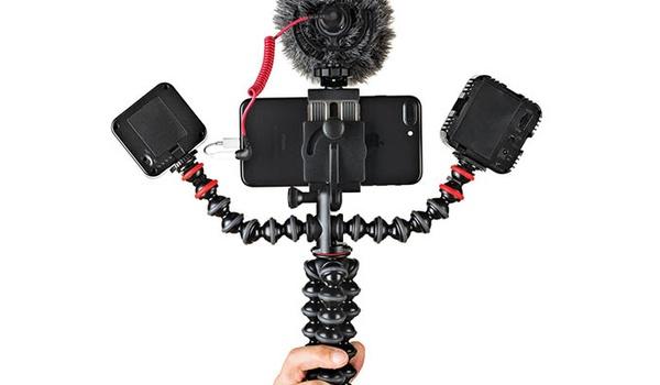 GorillaPod Mobile Rig is veelzijdige tripod