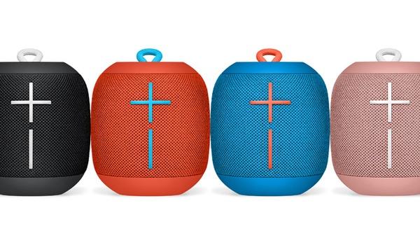 Wonderboom-speakers zijn waterdicht en blijven drijven