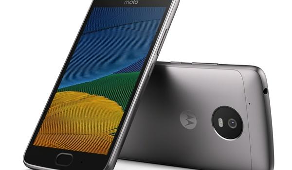Lenovo brengt goedkopere Moto G5 op de markt