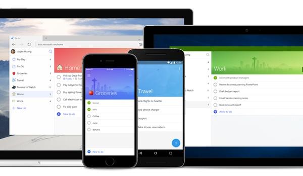 Microsoft lanceert takenlijst-app To-Do