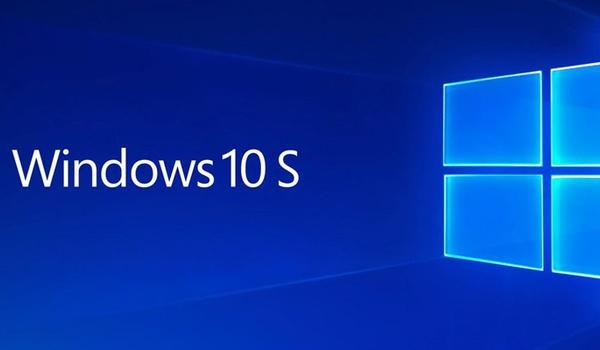 'Windows 10 S wordt vervangen door S-modus'
