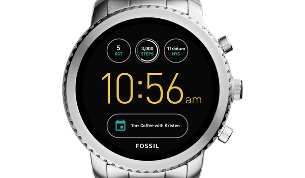 Review: Fossil Q Explorist