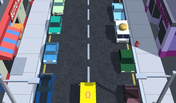 Handbrake Valet - Beheerst u hogere parkeerkunde?