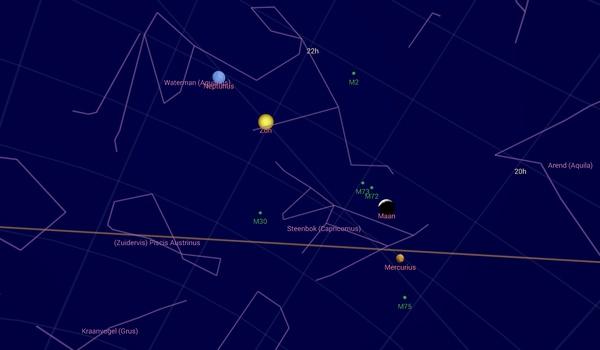 Sky Map - Identificeer sterren en planeten met uw smartphone