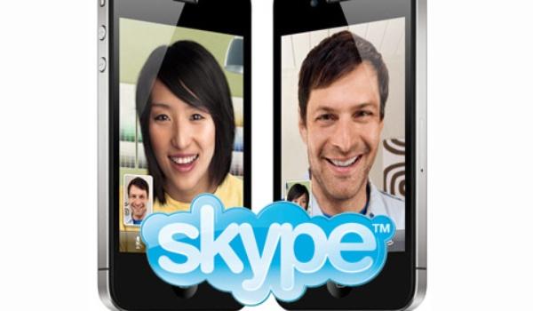 Nu ook videobellen met Skype op de iPhone