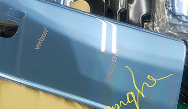 Samsung Galaxy S7 Edge krijgt Note 7-kleurtje