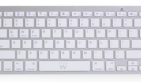 Review: Ewent Ultra-Slim Bluetooth Keyboard EW3163