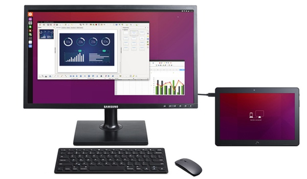 Eerste tablet met Ubuntu op komst