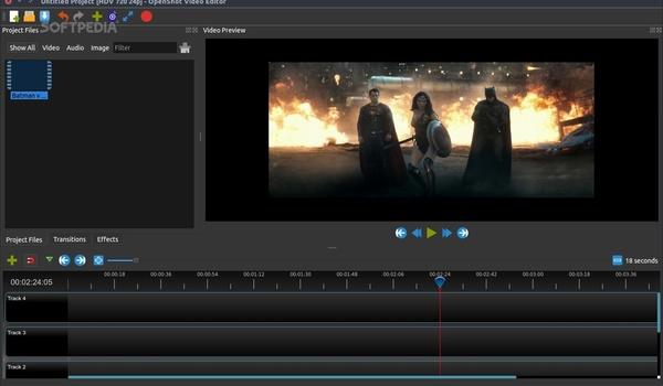 Video's bewerken met OpenShot Video Editor (1)