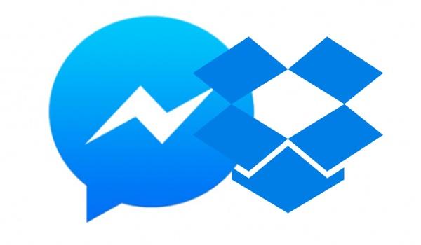 Zo deel je Dropbox-bestanden op Facebook Messenger