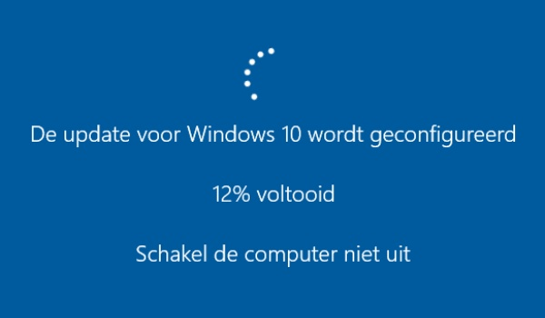 Windows 10 Creators Update aanbeland bij Build 15063