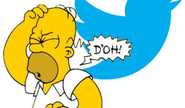 Twitter-blunders 2012