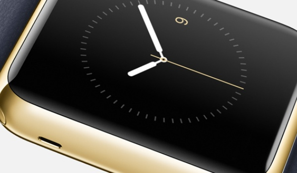 'Gouden Apple Watch: 5000 dollar'