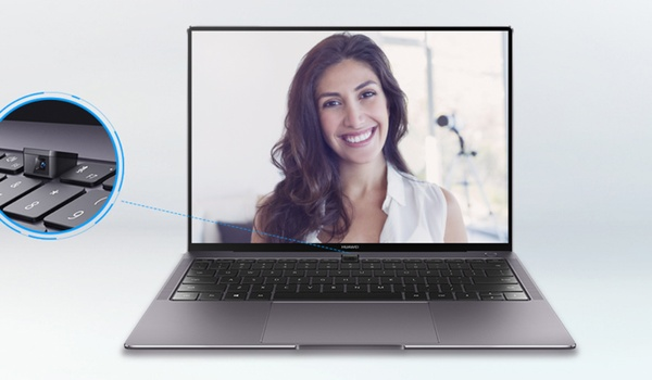 MWC 2018: Huawei MateBook X Pro heeft webcam in keyboard