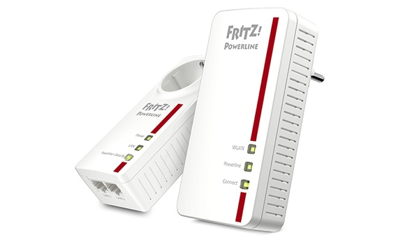 Win een FRITZ!Powerline 1260E-adapter van AVM