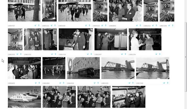 ANPfoto - Struin door het fotoarchief van Nederlands grootste persbureau