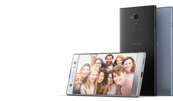 Sony onthult middenmoters in XA2-lijn