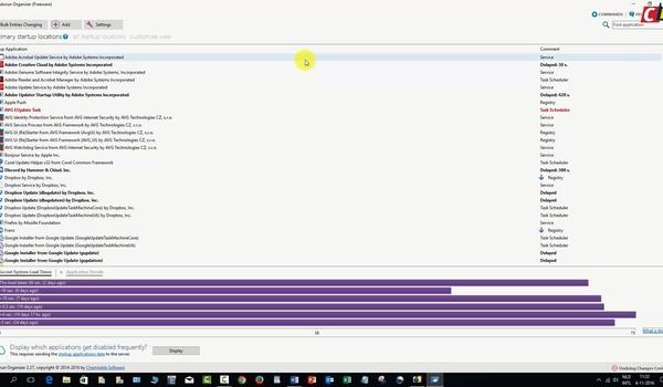 Verbeter Windows met Autorun Organizer
