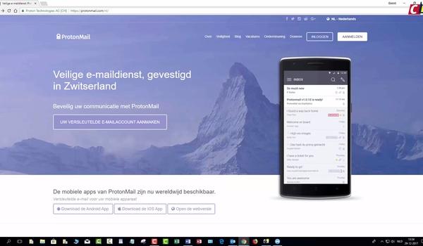 ProtonMail: basics