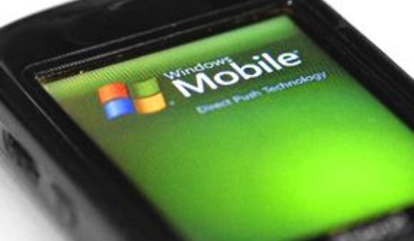 Verkoop Windows Mobile ingestort