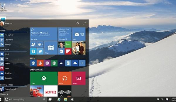 Windows 10-preview te downloaden voor iedereen